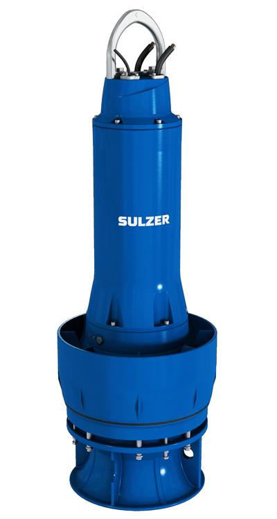 Mixed Flow Compressor : Bơm chìm lưu lượng lớn abs aflx vupx sawatech